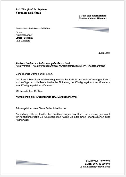 Vollmacht Bank Pdf Vorlage Download Chip 0